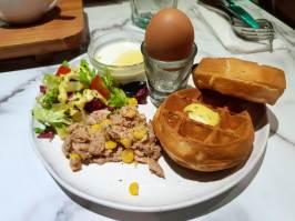 My waffle set.