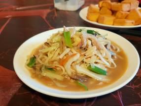 炒麵 (NT100, $4.60)