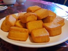 炸豆腐 (NT150, $6.90)